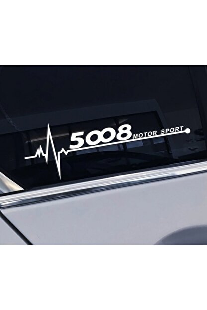 Modatools Peugeot 5008 Yan Cam Sticker