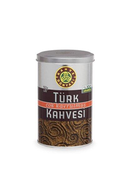 Kahve Dünyası Çok Kavrulmuş Türk Kahvesi 250g
