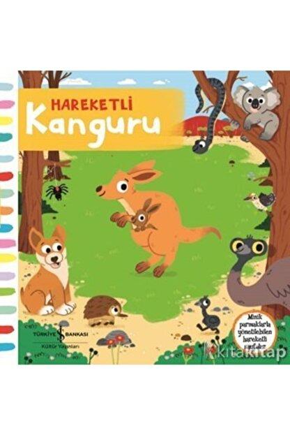 İş Bankası Kültür Yayınları Hareketli Kanguru (ciltli) -