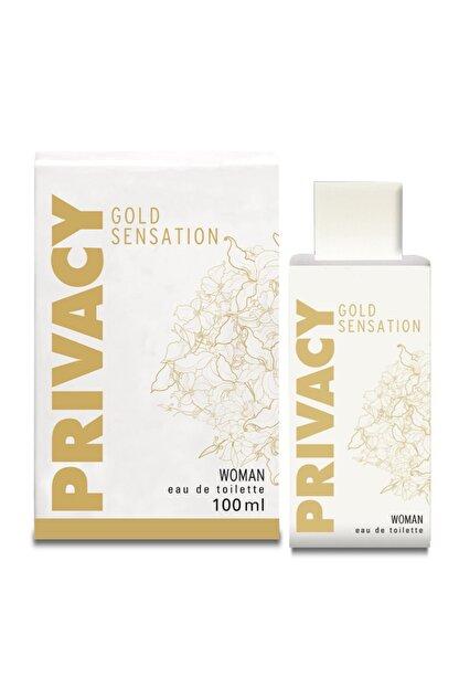 Privacy Gold Sensation Edt 100 Ml Women