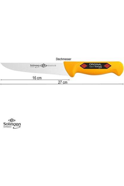 Solingen Orjinal Faturalı Alman Malı Kasap Bıçakları Ağız Uzunluğu 16 Cm Orta Boy