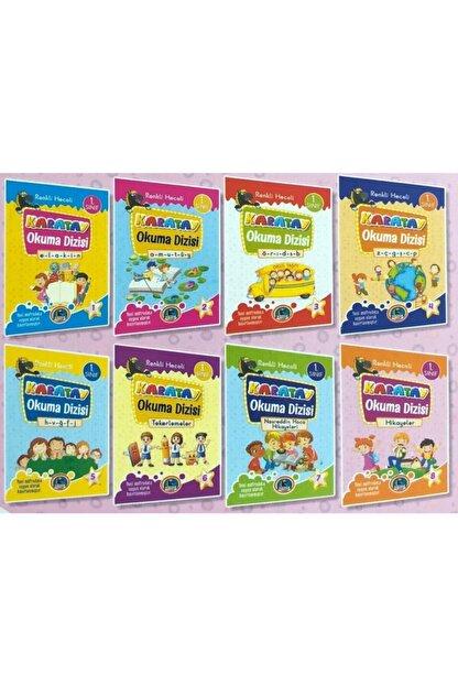 Karatay Yayınları Karatay Renkli Heceli 1. Sınıf Hikaye Okuma Kitabı Seti 8 Li