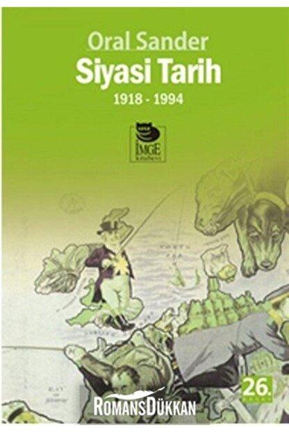 İmge Kitabevi Yayınları Siyasi Tarih 1918 1994