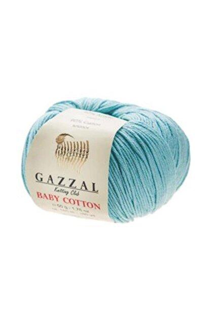 Gazzal Baby Cotton 3451 | Pamuklu Amigurumi Ipi