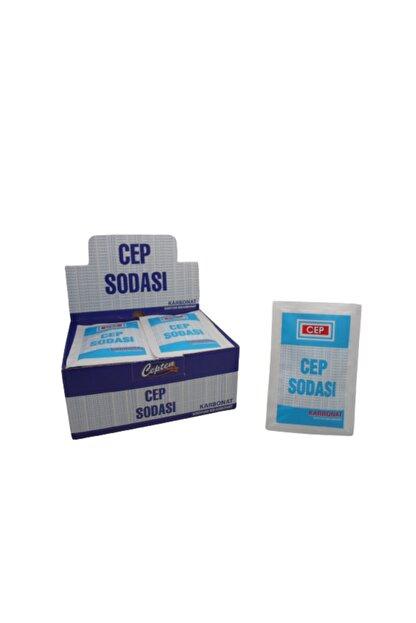 Cep Sodası Karbonat - Sodyum Bikarbonat 40 gr X 24 Adet