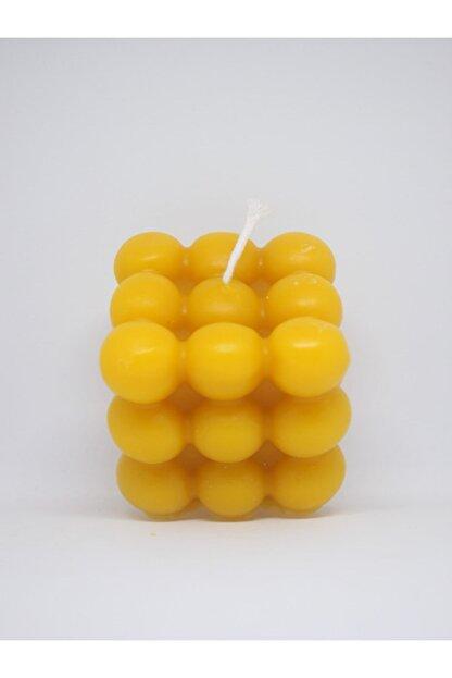 KG Store El Yapımı Doğal Balmumu Bubble Mum