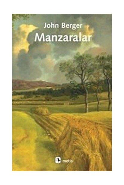 Metis Yayıncılık Manzaralar (karton Kapak) & Sanat Üzerine Yazılar