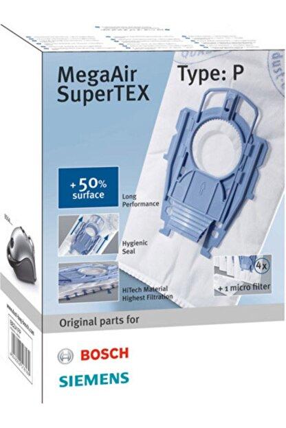 Bosch Siemens Type P Tipi Ergomax Süpürge Toz Torbası