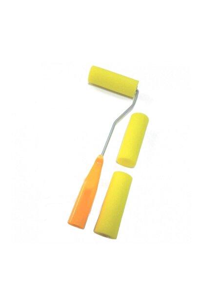 Rich 6 Cm. Sarı Sünger Rulo Seti