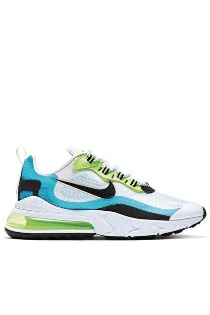 Nike Air Max 270 React Se Erkek Yürüyüş Koşu Ayakkabı Ct1265-300-yeşil
