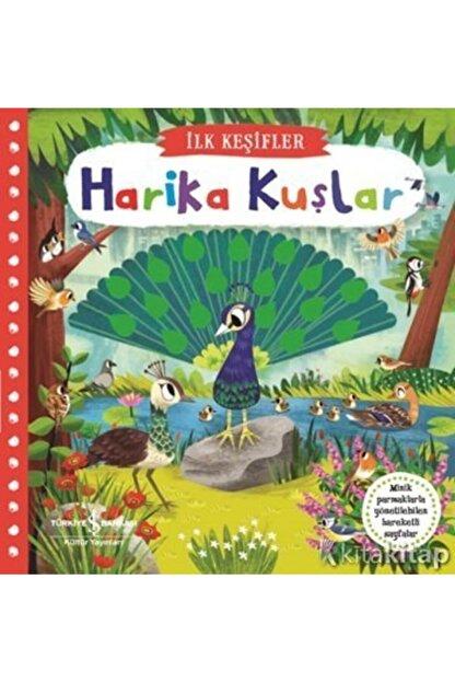 İş Bankası Kültür Yayınları Hareketli Harika Kuşlar (ciltli) -