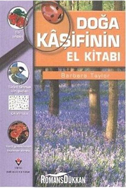 Tübitak Yayınları Doğa Kaşifinin El Kitabı