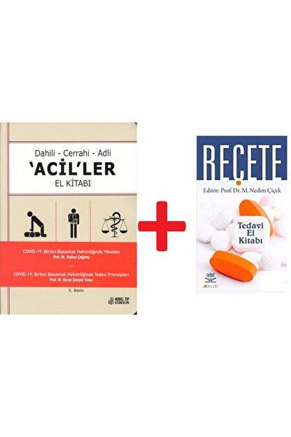 Nobel Tıp Kitabevi 2021 Baskı Dahili-cerrahi-adli Aciller El Kitabı Mehmet Şükrü Sever Halil Yazıcı-nobel Tıp