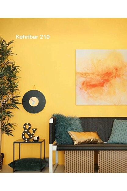 Filli Boya Momento Max 1.25lt Renk: Kehribar210 Soft Mat Tam Silinebilir Iç Cephe Boyası