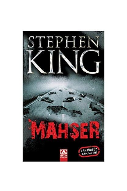 Altın Kitaplar Mahşer Stephen King Stephen King