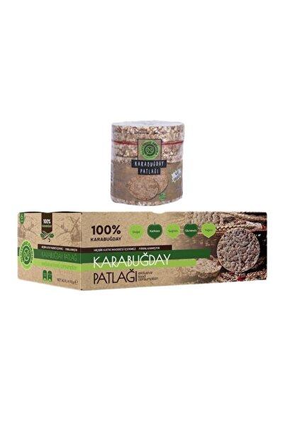 GLUTENSİZ FABRİKA 6 Paket Karabuğday Sade Patlağı