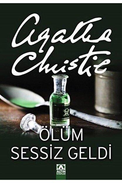 Altın Kitaplar Ölüm Sessiz Geldi Agatha Christie