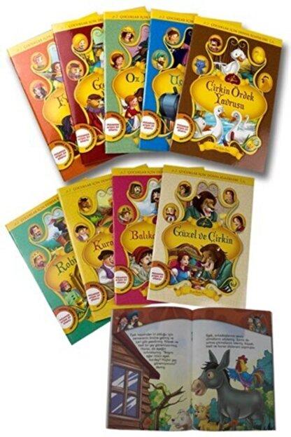 Çocuk Gezegeni Çocuklar Için Dünya Klasikleri 2 - 10 Kitap
