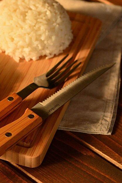 Bambum B2805 Yukon Mıx 2 Parca Steak Seti