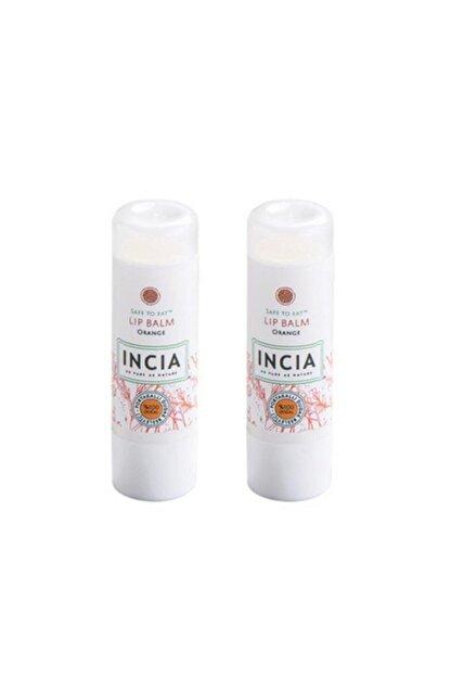 INCIA Incıa Portakallı Dudak Besleyici 1+1