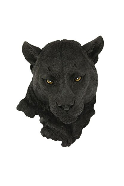 SWAN STORE Dekoratif Puma Kafası Duvar Süsü