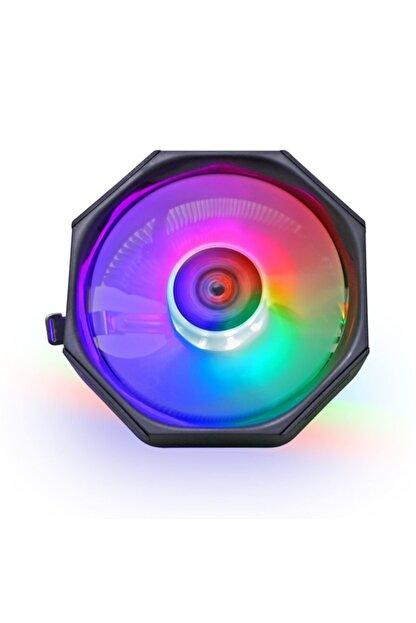 TURBOX GustyWave Combo LGA775+1151+1155+1156+AM2+ AM3 işlemci Fanı