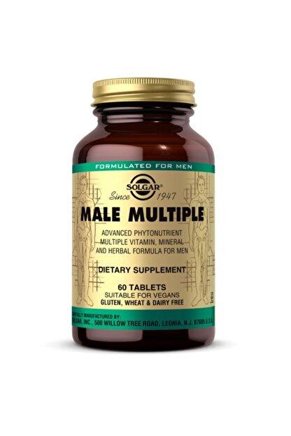 Solgar Male Multiple 60 Tablet