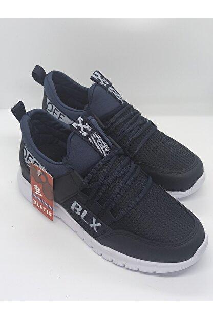 Bletix Kadın Lacivert Spor Ayakkabı