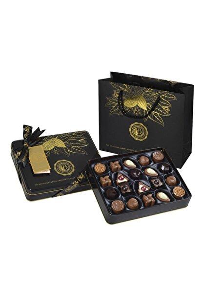 Bolçi Teneke Kutu Hediye Spesiyal Çikolata 250 gr