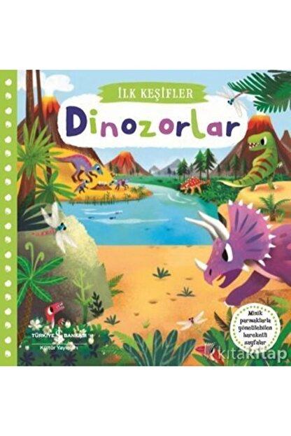 İş Bankası Kültür Yayınları Hareketli Dinozorlar (ciltli) -