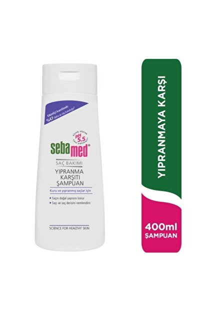 Sebamed Şampuan Onarım Repair 400 ml
