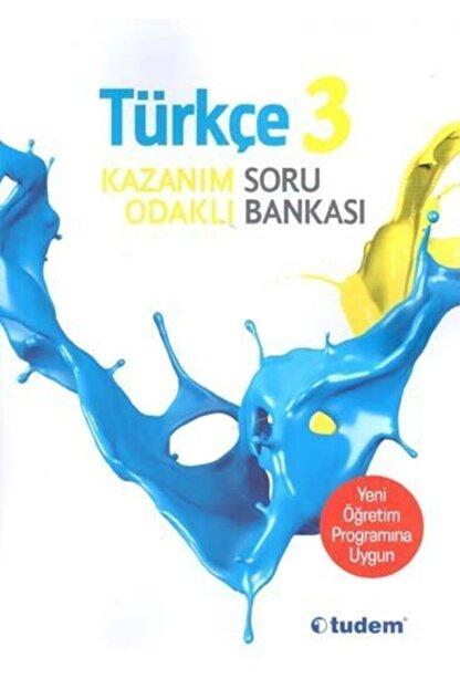 Tudem Yayınları 3. Sınıf Türkçe Kazanım Odaklı Soru Bankası