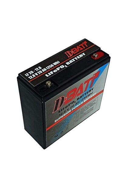 Dbatt 12v 20ah Lifepo4 Lityum Akü D-batt