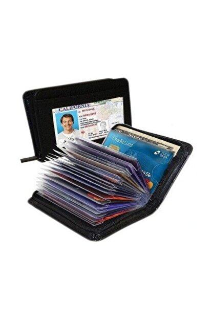 Zzn Kredi Kartı Kartlık Güvenlikli Kartvizitlik Bay Bayan Cep Cüzdanı