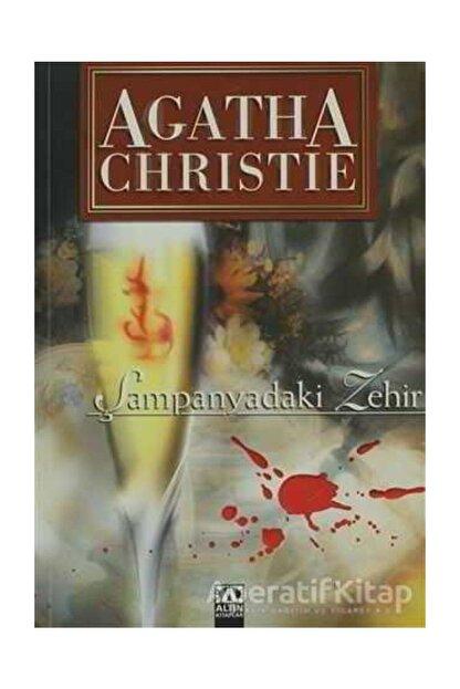Altın Kitaplar Şampanyadaki Zehir - Agatha Christie