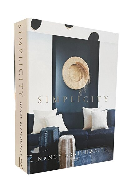 LYN HOME & DECOR Simplycity Dekoratif Kitap Kutu