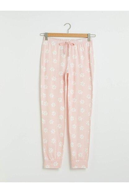 LC Waikiki Kadın Pembe Pijama Altı