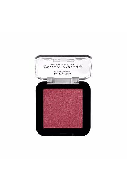 NYX Professional Makeup Işıltı Veren Allık - Sweet Cheeks Creamy Powder Blush Glow - Rısky Busıness 800897192341