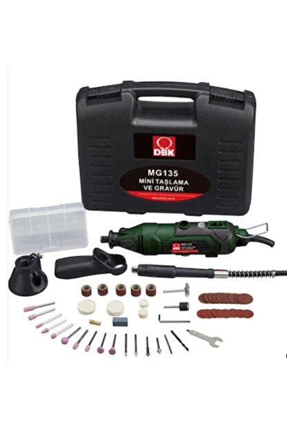 DBK Mg135 Mini Taşlama Ve Gravür Seti 85 Parça