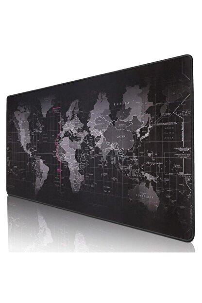 DALONG Dünya Haritalı Mouse Pad 90x40 cm