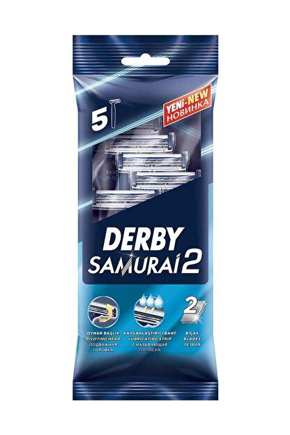Derby Samurai Klasik Poşet 5'li