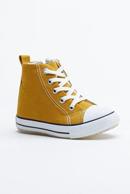 Tonny Black Hardal Çocuk Spor Ayakkabı Uzun Tb999