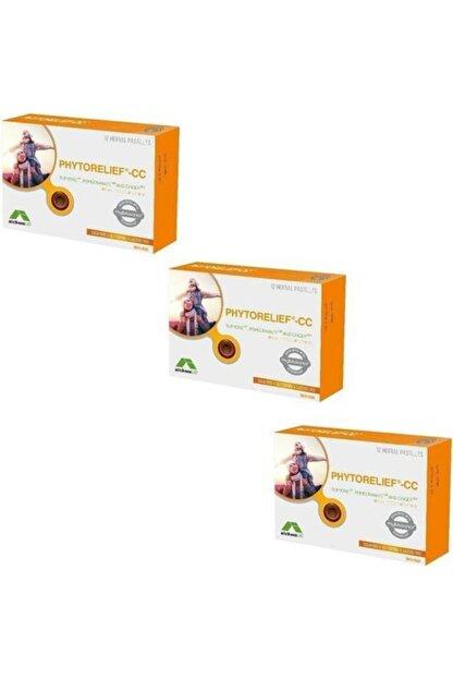 Alkem Life 3 Adet Phytorelief Cc 12 Pastil