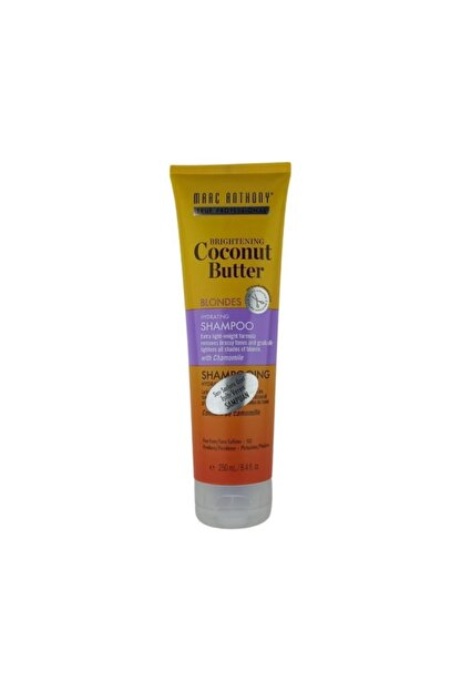 Marc Anthony Coconut Butter Blondes Hydrating Shampoo 250ml