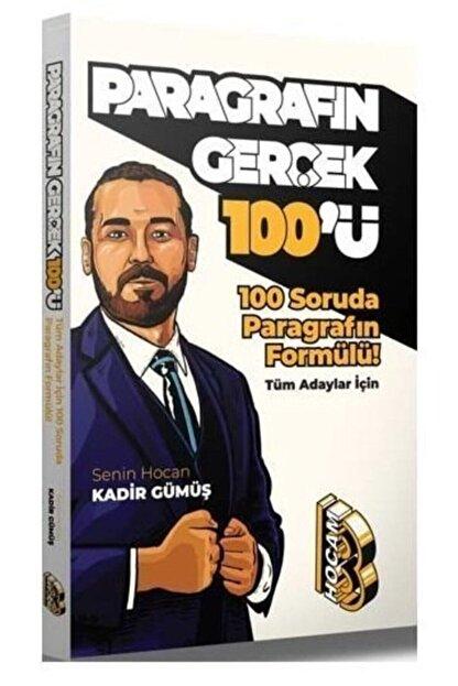 Benim Hocam Yayınları Tyt Ayt Kpss Paragrafın Gerçek 100 Ü Soru Bankası -
