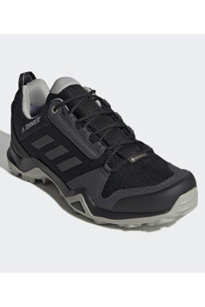 adidas Siyah Kadın Outdoor Ayakkabısı Ef3510 Terrex Ax3r Gtx W