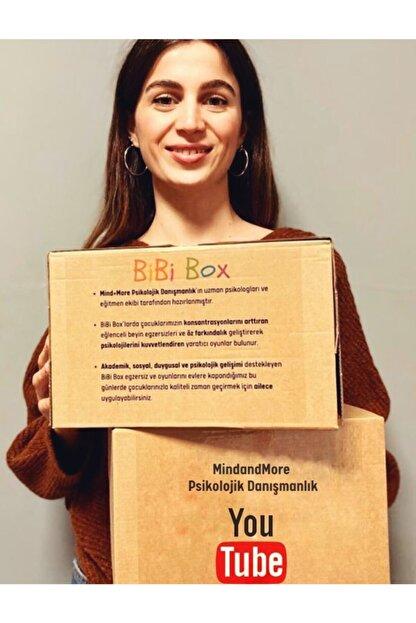 BiBi Box Bibibox Hafıza - Beyin Ve Zekâ Geliştirici Etkinlik Kutusu