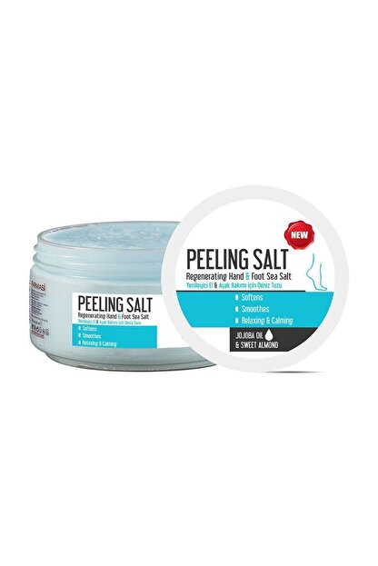 Peeling Market Yenileyici El ve Ayak Bakım Deniz Tuzu 250 ml