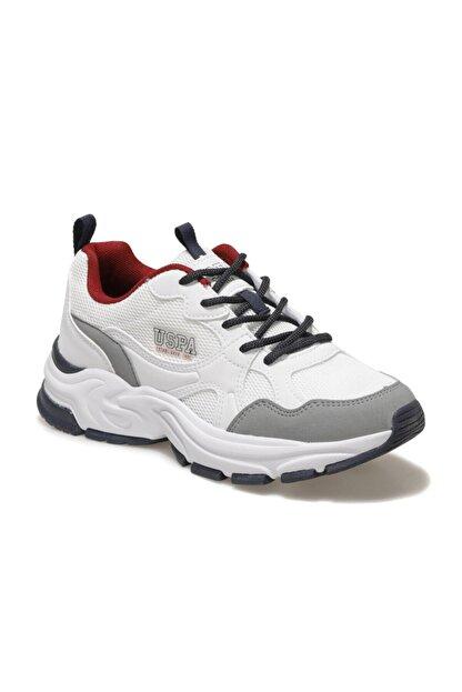 US Polo Assn FOX Beyaz Kadın Sneaker Ayakkabı 100604831