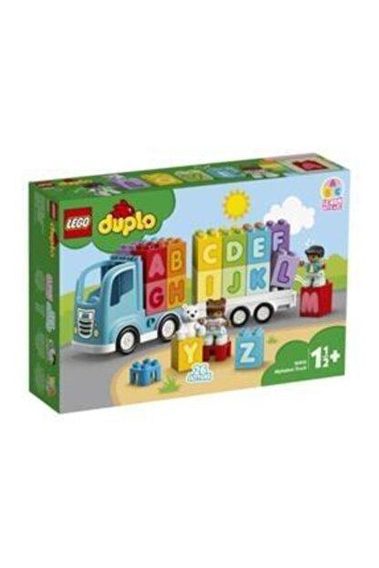 LEGO -10915 Duplo Ilk Alfabe Kamyonum
